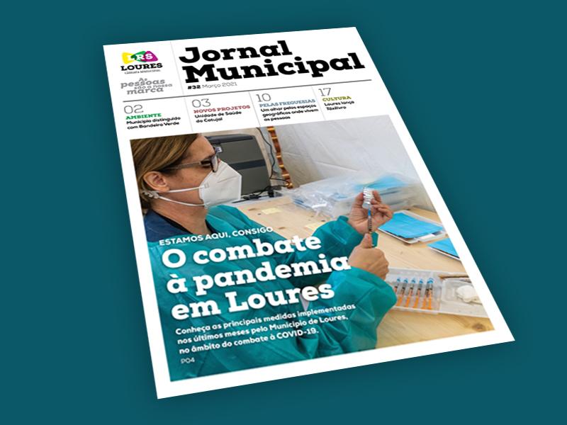 Nova edição do Jornal Municipal