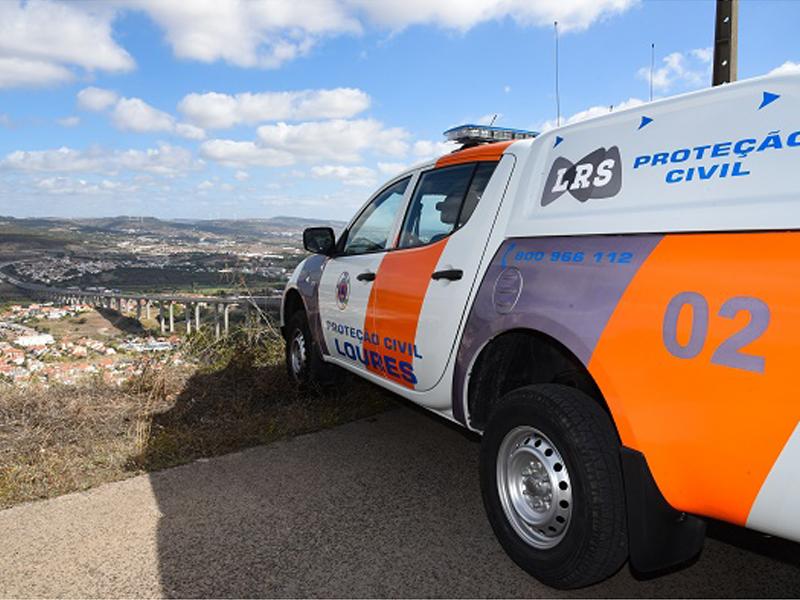 Loures ativa Plano Municipal de Emergência de Proteção Civil