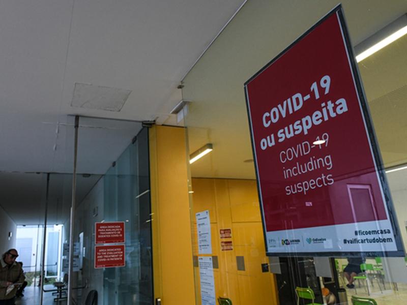 Unidade de Saúde de Moscavide abre ala para receber casos sinalizados com COVID-19