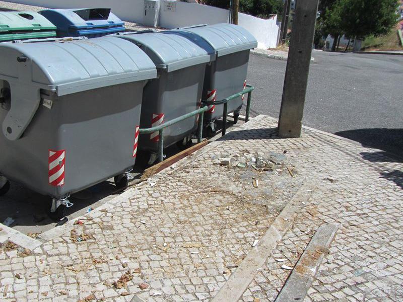 SIMAR apelam à colaboração da população na deposição de resíduos