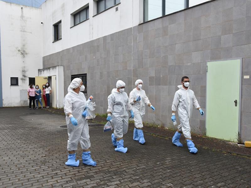 Loures mantém equipas de acompanhamento domiciliário aos casos de COVID-19